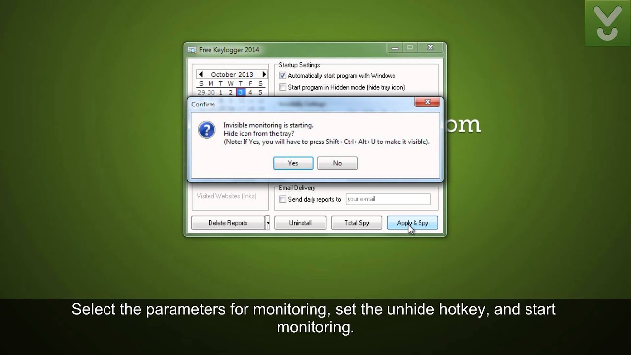 Free keylogger platinum monitor your pc activity download.