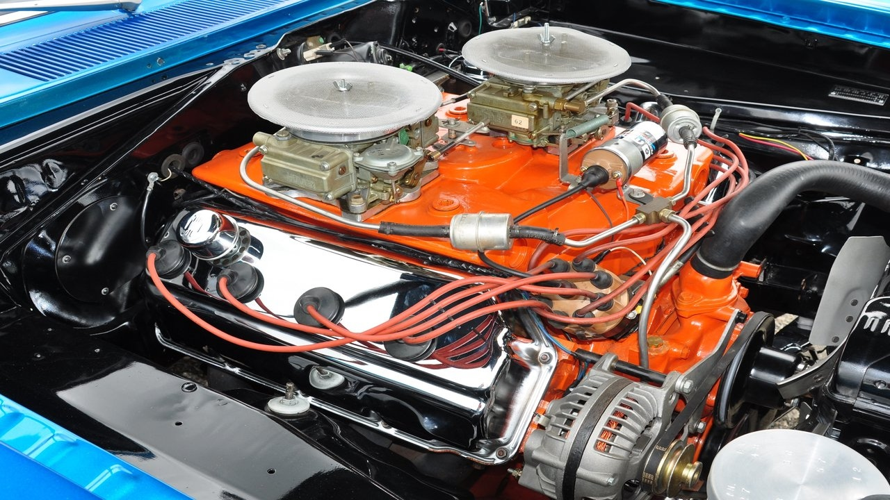 Top 6 American High Performance V8 Engines Youtube Car Engine Diagram Information
