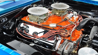 Top 6 American High Performance V8 Engines