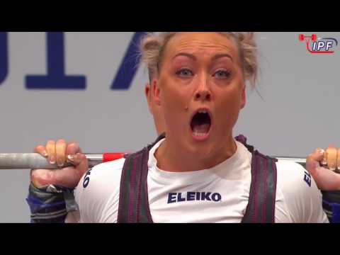 The World Games 2017 Powerlifting Heavyweight Women