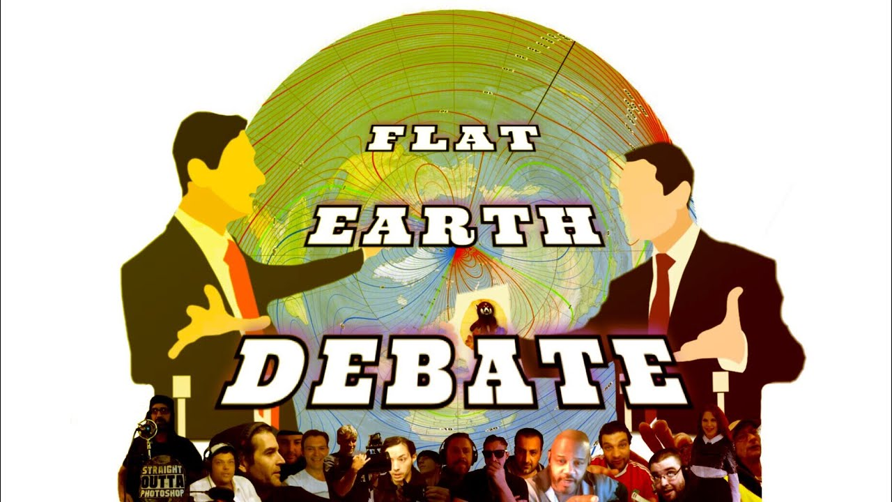 Flat Earth Debate 1198 Uncut & After Show Thunderf00t EXPOSED!!!