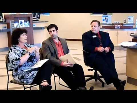 Marketing In Tough Economic Times - Panel & Networking Event Highlights