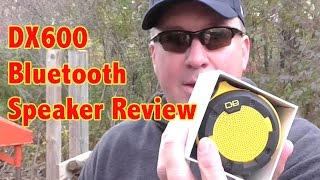 BX-600 Bluetooth Speaker Review- only $29 from DBPower