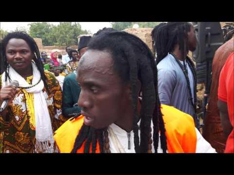 Madou Kane paix et salut sur lui zikr Cheick Alhassane Kane
