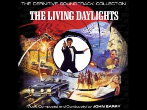 John Barry - The Living Daylights - Kara Meets Bond