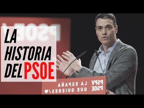 La VERGONZOSA HISTORIA del PSOE: Golpes de Estado, Crisis económica con Zapatero, Sánchez-Iglesias