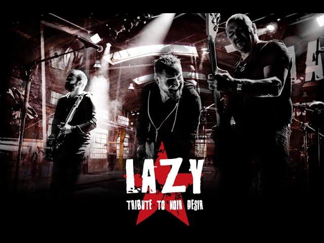 Des Armes - LAZY Tribute to Noir désir (live arthur's day festival grandvilliers)