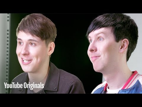 A chat with Dan and Phil about the TATINOF Movie! (Bonus)