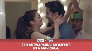 FilterCopy | 7 Heartwarming Moments In A Marriage | Ft. Sandeepa Dhar & Anuj Sachdeva