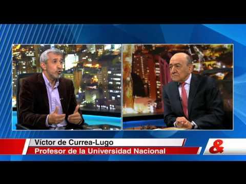 Pregunta Yamid: Victor de Currea-Lugo, Profesor de la Universidad Nacional