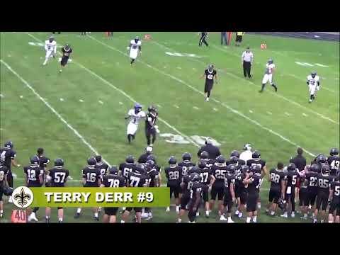 Terry Derr - 2017 Highlights (Weeks 1-4)