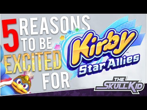Download Youtube: 5 Reasons To Be Excited For Kirby Star Allies!