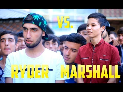 Видео Battle Ryder vs. Marshall (RAP.TJ)