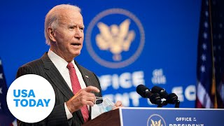 President-elect Joe Biden gives a Thanksgiving address | USA TODAY