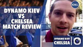 Video Gol Pertandingan Dinamo Kiev vs Chelsea