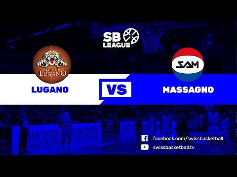 SB League - Day 1: LUGANO vs. MASSAGNO