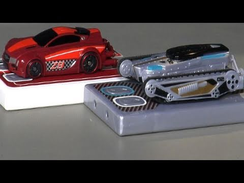 hot wheels stealth rides portable rc cars youtube. Black Bedroom Furniture Sets. Home Design Ideas