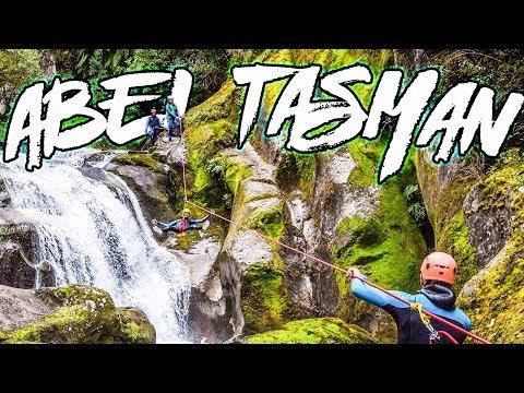 The BEST DAY TRIP in the Abel Tasman | Abel Tasman Canyons