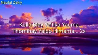 [2.52 MB] Az Zahir - Ya Lal Wathon & Mars Banser (Lirik)