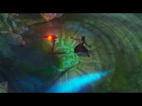 Kayn The Shadow Reaper Abilities Preview | League of Legends