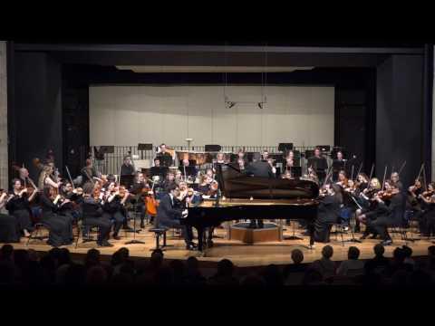 Beethoven Piano Concerto No. 5 Op. 73 / Sun Ho Lee