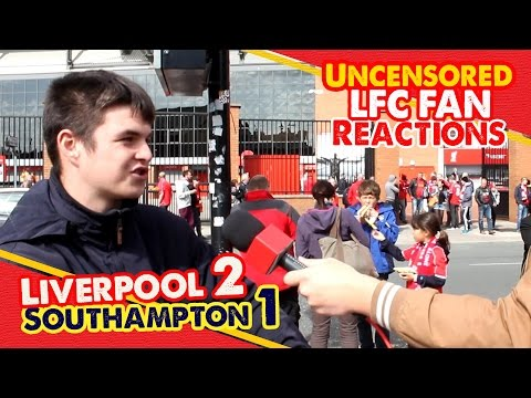 'Lovren controlled the back' | Liverpool 2 - 1 Southampton | LFC Fan Reactions