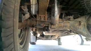 Download lagu 99 Tacoma Leaf Spring Replacement, Salvaging the Stuck Shackle