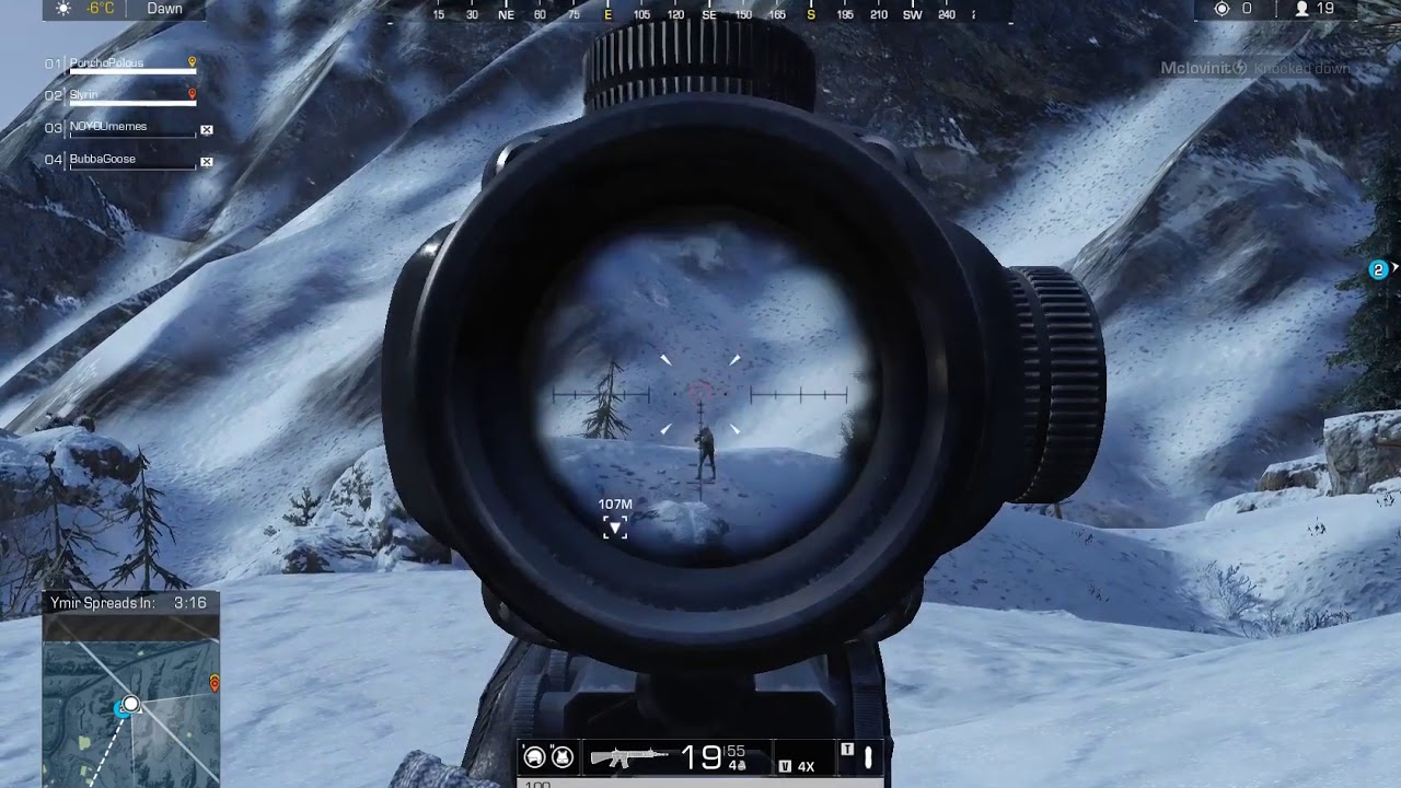 RING OF ELYSIUM - TOXICITY KILL MONTAGE - ROE BEST TOP SHOTS & ELIMINATIONS