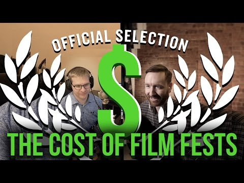 How much do film festivals cost? | Hey.film podcast ep12