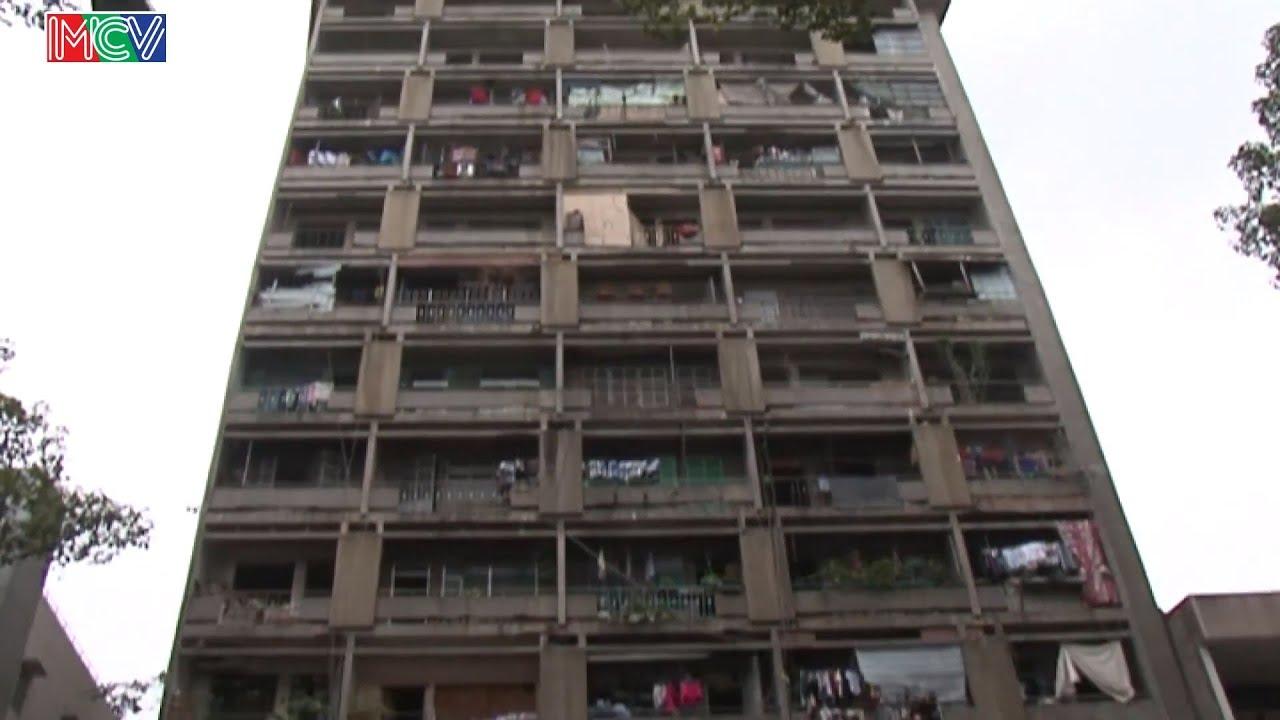 """727 – chung cư """"ma"""" giữa lòng tp Hồ Chí Minh."""