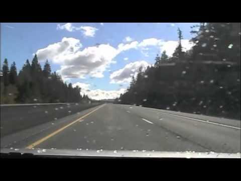 Time Lapse Road Trip - Calgary to Las Vegas