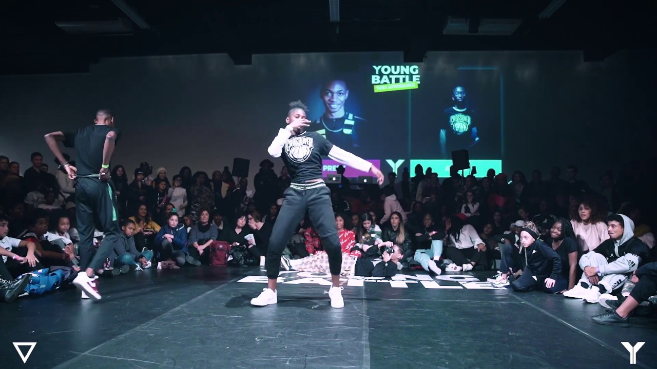 Download Precy vs Ayaba  -  1/4 Young Battle 2019  -  1vs1 AFRO