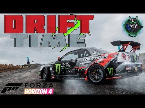 Время Дрифта / Forza Horizon 4 / Прохождение Дрифт Зон