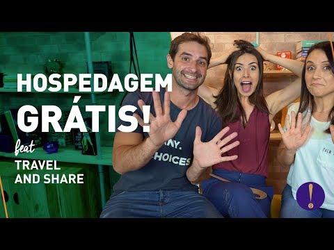 HOSPEDAGEM GRÁTIS E MAIS 9 DICAS INCRÍVEIS PRA ECONOMIZAR EM QUALQUER VIAGEM! Feat Travel and Share