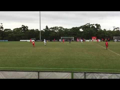 Kingston City vs South Melbourne U16 NPL