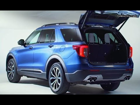Ford Explorer Plug In Hybrid Suv 2020 Interior Exterior