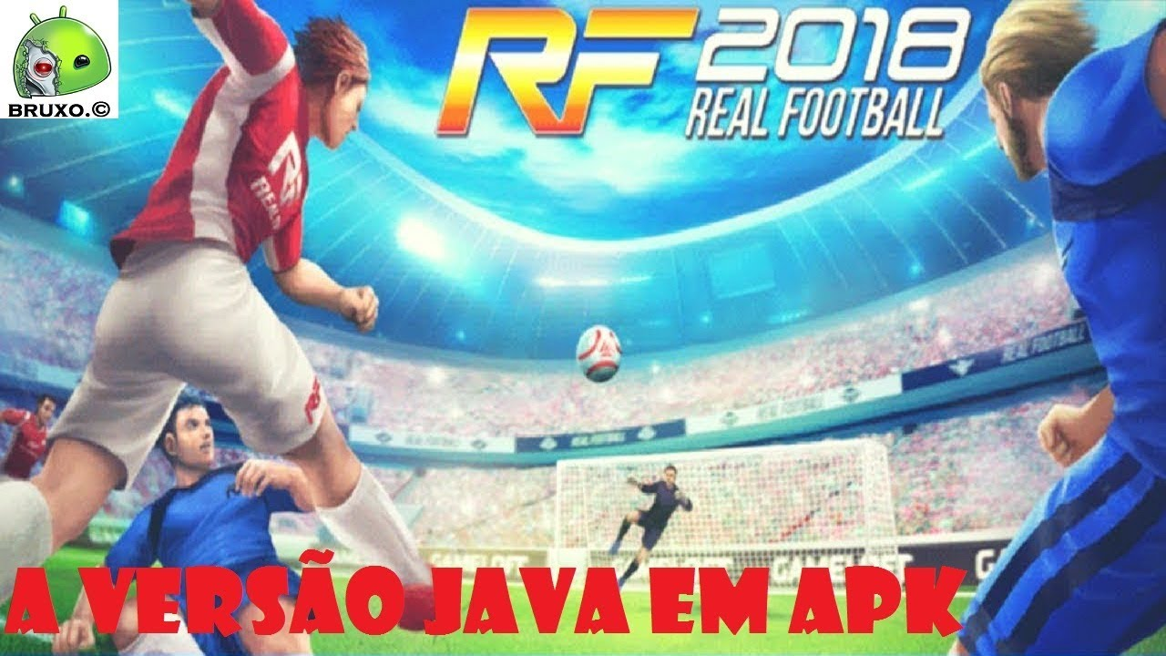 Real football 2018 Java Game Download 320x240 Wallpapers