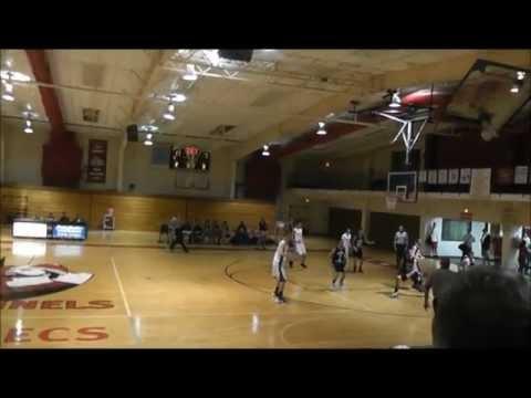 Joe Guernsey Senior Basketball Highlight Reel