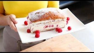 Raspberry Ice Cream Cake | Everyday Food With Sarah Carey