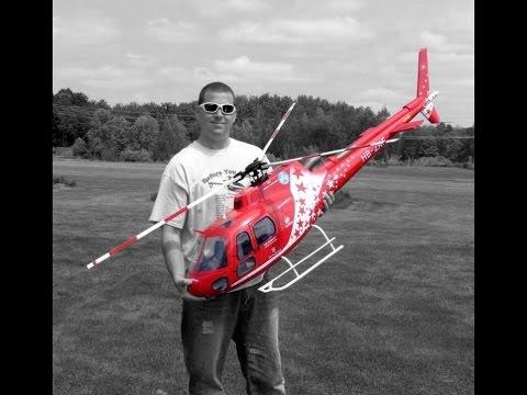 RC Aerodyne AS350
