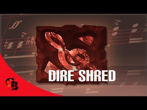 Dota 2: Store - Music - Dire Shred Cover Pack