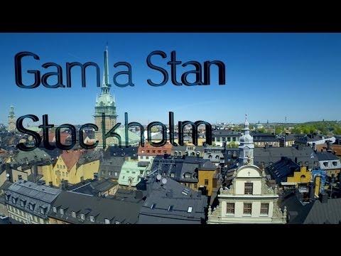 Gamla Stan, Stockholm by Daniel Aragay