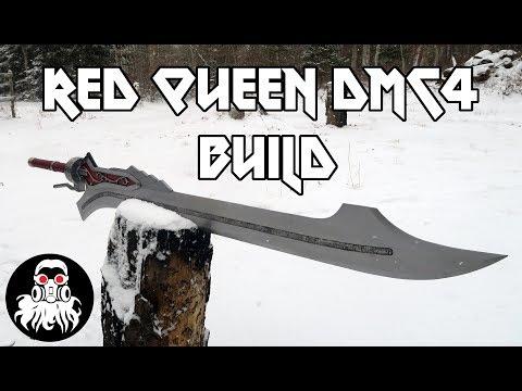 Red Queen DMC4 Build.