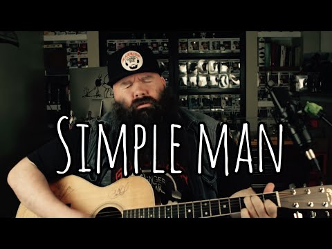 Simple Man  Lynyrd Skynyrd  Marty Ray Project