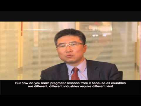 Why some countries succeed in new areas: Interview with Ha-Joon Chang (1/5)