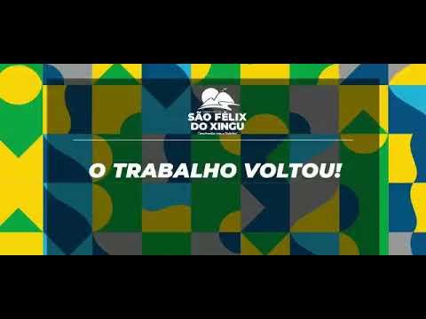 O TRABALHO ESTÁ DE VOLTA XINGU!