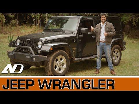 Jeep Wrangler Unlimited - Literalmente es no tener límites.