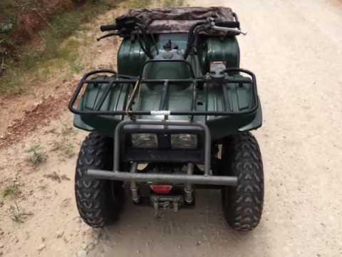 2001 Yamaha Bear Tracker 250 ATV
