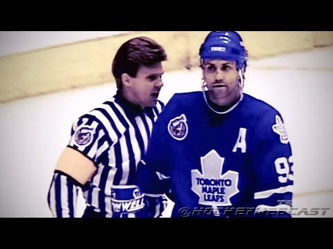 'The High Stick' - Kings vs Leafs '93 - Game 6 - TSN Feature 2017 (HD)