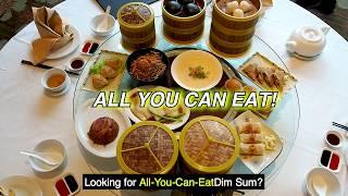 All-You-Can-Eat Dim Sum @ RM43.80/pax - A La Carte自助餐点心 @ KL